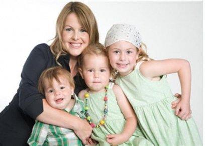 إنجاب ثلاث أطفال يقي من الخرف