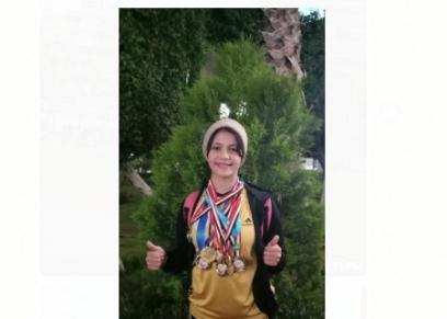مريم محمد طفلة توحد