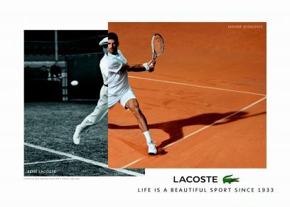 لاعب التنس العالمي نوفاك ديوكوفيتش