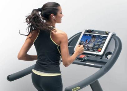 ممارسة التمرينات