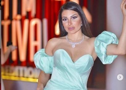 الفنانة سارة نخلة