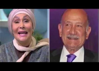 أحمد خليل وسهير البابلي