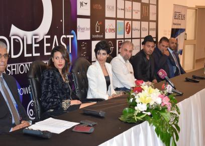 المنسي أول مصمم أزياء رجالي يشارك في Middle East Fashion Festival