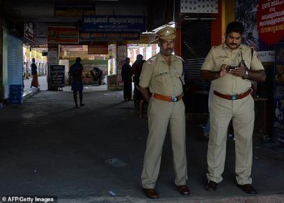 الشرطة الهندية -