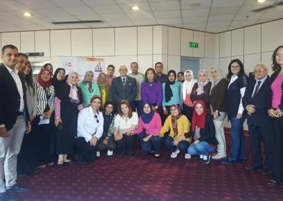القومي للمرأة ينظم دورة تدريبية للعاملين بمكاتب شكاوى المرأة