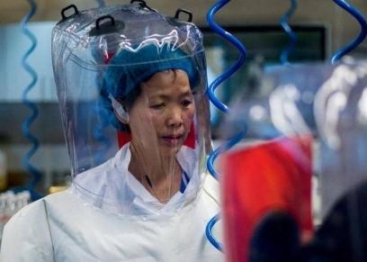 عالمة صينية متخصصة في فيروسات كورونا