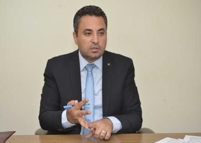 الدكتور أحمد الكتامى مشرف الخط الساخن بصندوق مكافحة وعلاج الإدمان