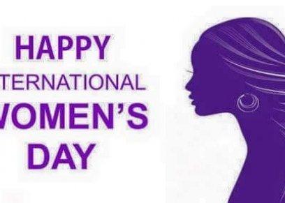مايا مرسي تهنئ كل إمرأة بمناسبة الإحتفال باليوم العالمى للمرأة