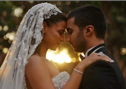 زفاف دينا داش