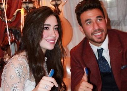 زوجة محمود تريزيجيه