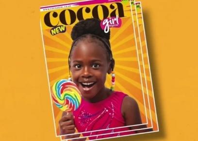 فايث على غلاف المجلة