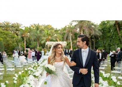 حفل زفاف إبنة علا غانم