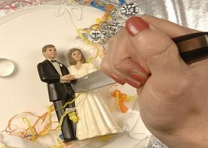 قصص حب انتهت بالطلاق