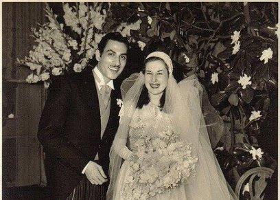 زواج الأميرة فتحية ورياض غالي