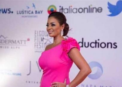 داليا البحيري في حفل افتتاح مهرجان الجونة
