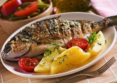 السمك الدنيس