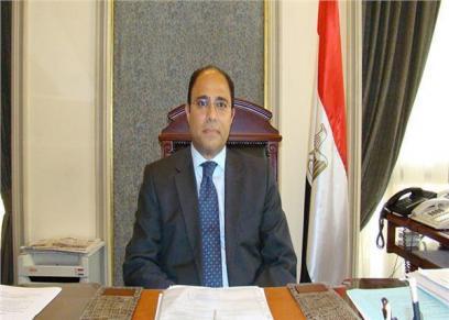 السفير أحمد أبو زيد سفير مصر لدى كندا