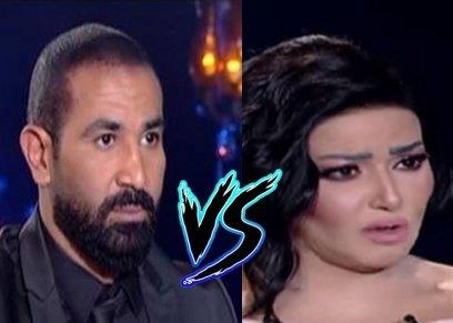 سمية الخشاب VS أحمد سعد
