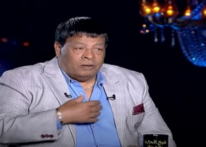 الفنان الشعبي عبد الباسط حمودة