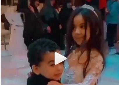 مكة محمد صلاح -لقطة من الفيديو