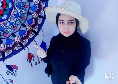 منار تستعين بالماندلا كمعالج نفسي وفن
