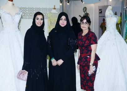 افتتاح معرض «عروس الفجيرة» بمشاركة «منى المنصورى»
