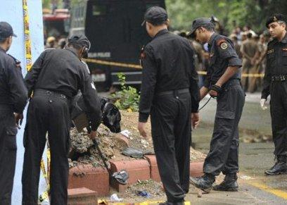 الشرطة الهندية .. صورة أرشيفية