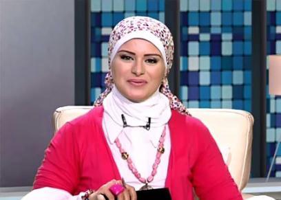 الإعلامية لمياء عبد الحميد