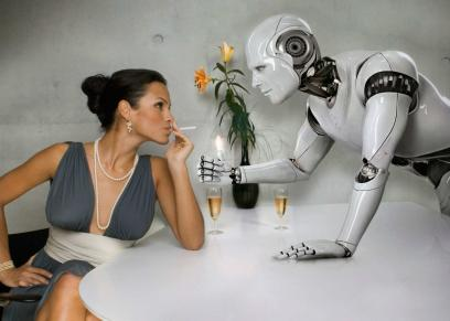 روبوت جنسي دمية جنسية