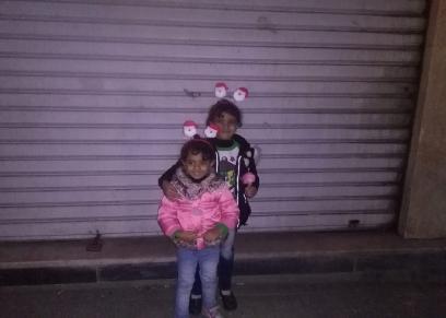 أطفال من حي شبرا