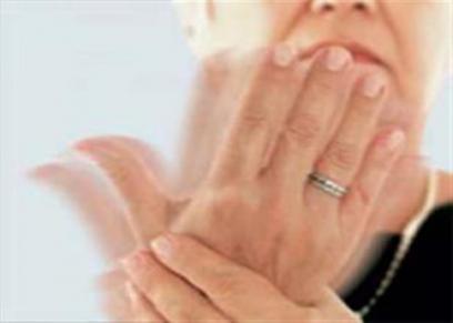 علاج مرض الرعاش