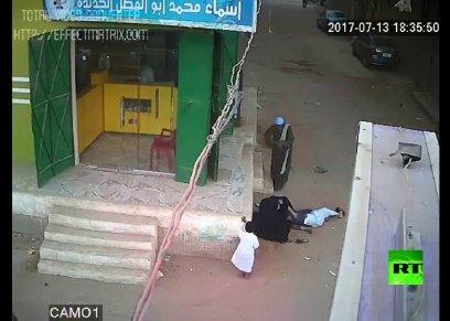 جريمة قتل أب لابنه في أسيوط - أرشيفية