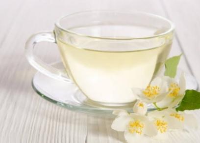 فنجان شاي أبيض