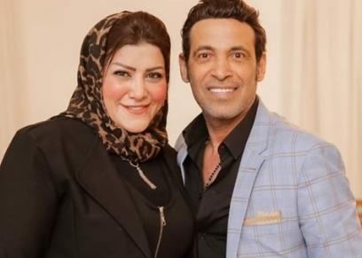 سعد الصغير وزوجته الأولى