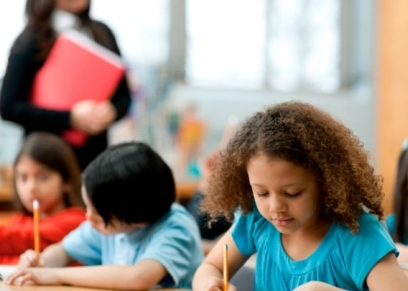 حظر الواجبات المدرسية لرياض الأطفال في المدارس