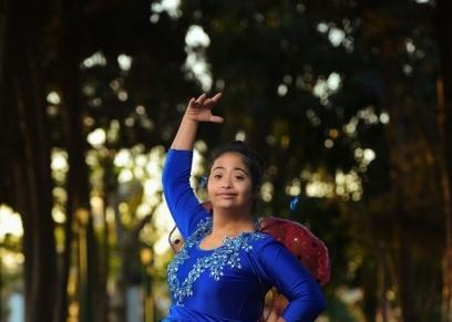 مريم نعيم راقصة بالية من متلازمة داون