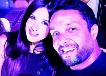 وائل عبدالعزيز وشقيقته ياسمين عبدالعزيز