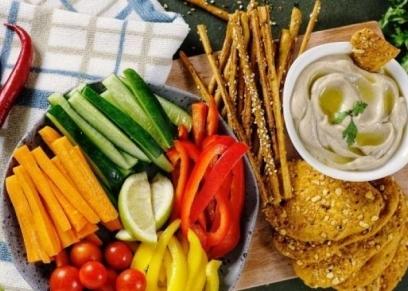 إقبال الأطفال على تناول الخضروات