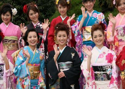 المرأة اليابانية
