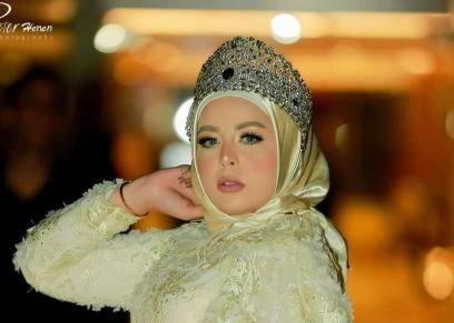 معجبة تامر حسني