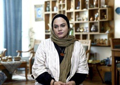 المخرجة الإيرانية