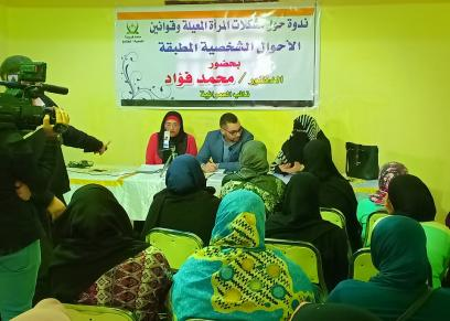 برلماني: يجب الاستماع لمشكلات المرأة المعيلة لتغيير القوانين