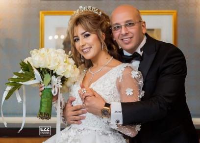 من حفل زفاف جنات