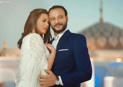 هنادي مهنا وأحمد خالد صالح