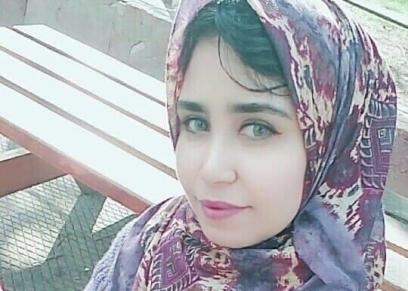 الشاعرة سارة سمير
