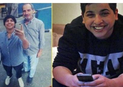هشام سليم وابنته المتحولة جنسيا