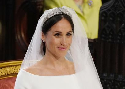 مصمم أزياء الأميرة ديانا: علي ميجان ماركل التحديث لمواكبة خزانة الملابس الملكية
