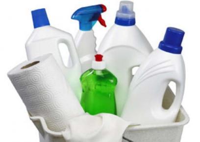 خطورة خلط المواد الكيميائية