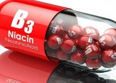 فوائد فيتامين بي 3