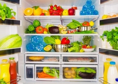 تعرف على أماكن حفظ الطعام الصحي في الثلاجة